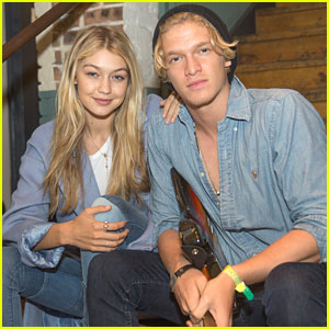 Cody Simpson & Gigi Hadid Hit Up Austin's SXSW Festival Together
