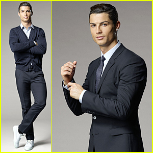 Cristiano Ronaldo Catches Our Eyes In CR7 Footwear Campaign Pics
