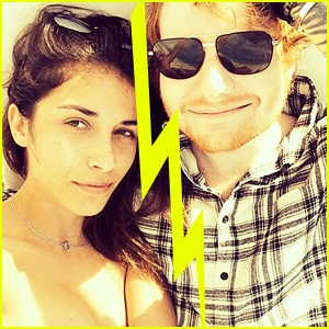 Ed Sheeran & Athina Andrelos Split After Over a Year of Dating