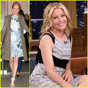 Elizabeth Banks Wants Jimmy Fallon's Daughters to Marry Her Sons