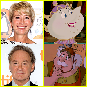 Emma Thompson & Kevin Kline Cast in 'Beauty & The Beast,' Release Date Revealed!