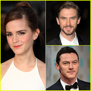 Emma Watson Welcomes 'Beauty & the Beast' C