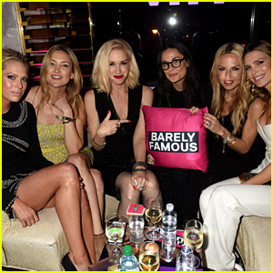 Erin & Sara Foster's Celeb Pals Support 'Barely Famous'!