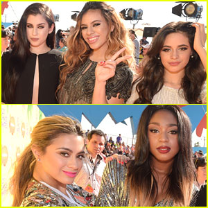 Fifth Harmony Are Totally 'Worth It' at the Kids Choice Awards 2015