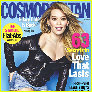 Hilary Duff Opens Up About Divorcing Mike Comrie & More in 'Cosmo'