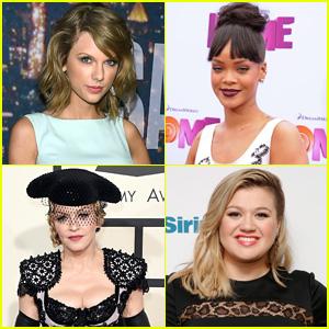 iHeartRadio Music Awards 2015 - Performers & Presenters List!