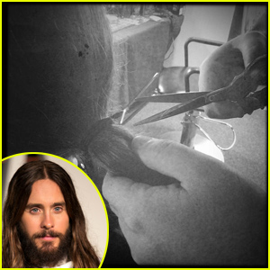 Did Jared Leto Cut Off His Hair?! See the Pic!