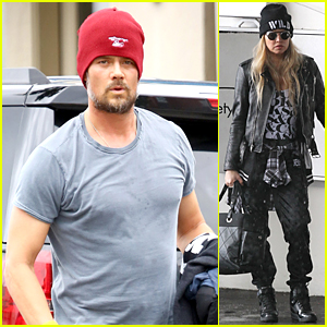 Josh Duhamel Wants His Son Axl to Dress Like a Boy, Not Boy Band Member