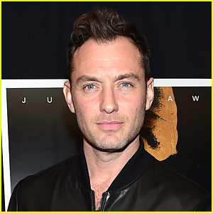 Jude Law Welcomes Baby...