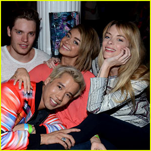 Just Jared's Throwback Thursday Party Presented
