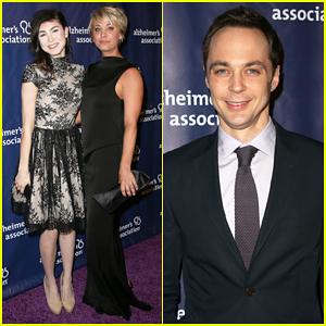 Kaley Cuoco Sister Briana Big Bang Theory Cast Help Benefit