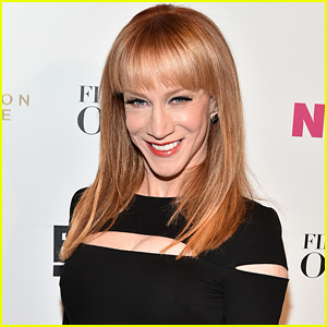 Kathy Griffin is Leaving E's 'Fashion Police' After Kelly Osbourne Exits Following Zendaya Controversy