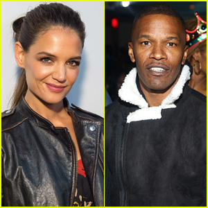 Katie Holmes & Jamie Foxx Dating? Duo Caught Holding Hands!
