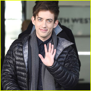 Kevin McHale Says Whole Cast Will Be 'A Mess' For 'Glee' Finale