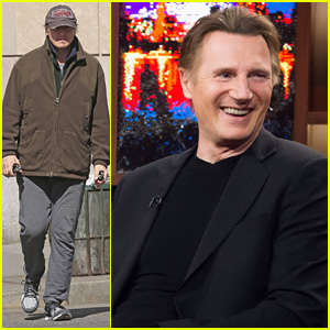 Liam Neeson Hasn't Been Offered 'Star Wars VII' Role
