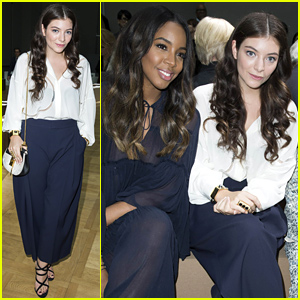 Lorde Is 'Blessed' at the Chloe Fashion Show - Read Her Tweets!