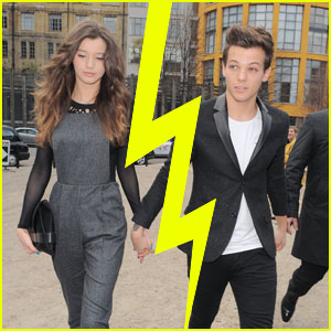 One Direction's Louis Tomlinson & Girlfriend Eleanor Calder Split