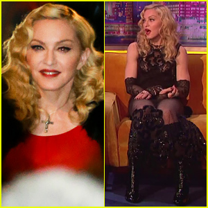 Madonna Announces 'Rebel Heart' Tour - Full List of Dates & Locations!