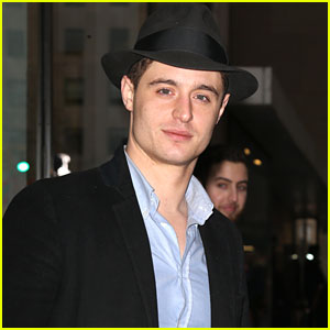 Max Irons Met With Real 'Riot Club' Members To Prepare For The Movie