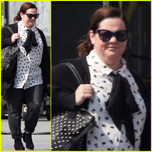 Melissa McCarthy Talks 'Ghostbusters' Reboot: 'It's a Dream!'