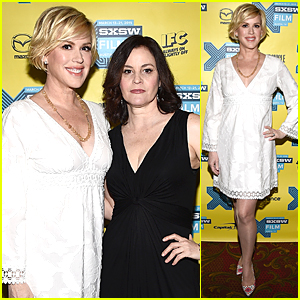 Molly Ringwald & Ally Sheedy Reunite at 'Breakfast Club' 30th Anniversary Premiere