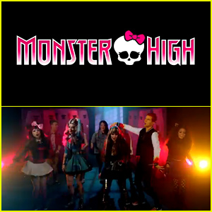 Monster High's New Music Video Has Us Embracing Our Inner Monster - Watch Now!