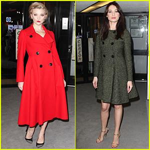 Natalie Dormer & Olga Kurylenko Bring More Beauty to 'Dior & I' UK Premiere