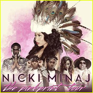 Nicki Minaj Announces 'Pinkprint' U.S. Tour - See the Dates Here!