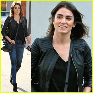 Nikki Reed Treats Herself To Lunch at Lemonade After Testifying For Animal Rights