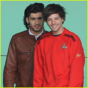 Zayn Malik: I Was 'Defending Myself' From Louis Tomlinson