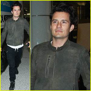 Orlando Bloom Raises Ebola Awareness in Liberia, Helps Medical Teams with Polio Prevention (Video)