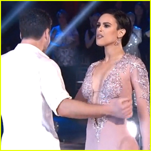 Rumer Willis Triumphs on 'DWTS' Premiere - Watch Full Video!