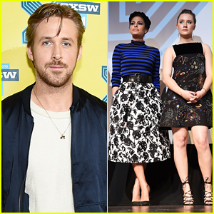 Ryan Gosling Helped Facilitate a Marriage Proposal at His SXSW Premiere - Watch Now!