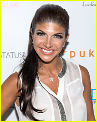 Teresa Giudice Is Looking For Book Deal For Her Prison Journals