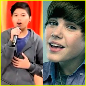This Filipino Girl Sings Just Like a Young Justin Bieber! (Video)