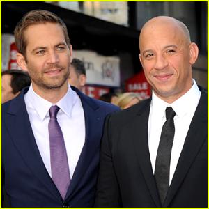 Vin Diesel Names His Newborn Daughter After Paul Walker