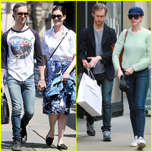 Anne Hathaway Visited Fighter Bases to Prepare for 'Grounded'