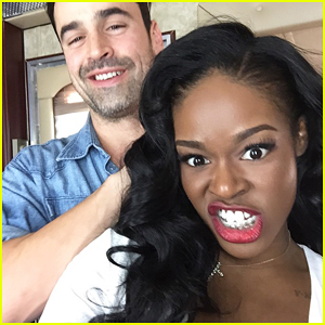 Azealia Banks & Jesse Bradford: New Couple Alert?