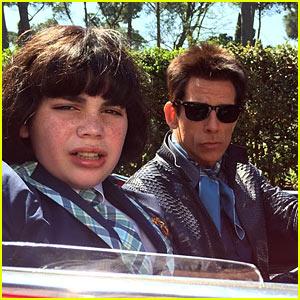 Ben Stiller Shares First Look at Derek Zoolander's Son!