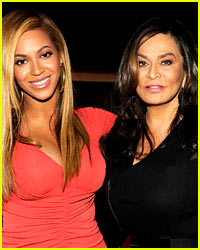 Beyonce Shares a Photo from Mom Tina Knowles' Wedding
