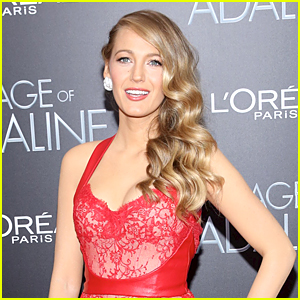 Blake Lively Dreams of Going to Harvard Business School!