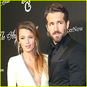 Blake Lively Pokes Fun at Ryan Reynolds' Wandering Eye