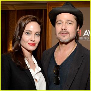 Brad Pitt & Angelina Jolie are Not Adopting Syrian Baby