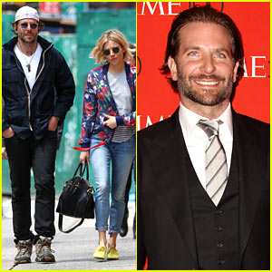 Bradley Cooper Hangs With Sienna Miller Before Time Gala