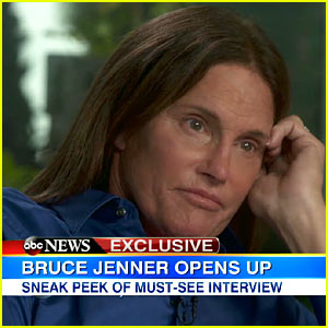 Bruce Jenner's Diane Sawyer Interview - Final Clip Rele