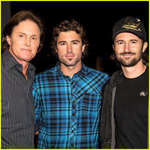 Brody Jenner is Firing Back at Bruce Dress Rumors