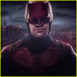 Charlie Cox's 'Daredevil' Suit Revealed By Marvel Ahead of Netflix Release!