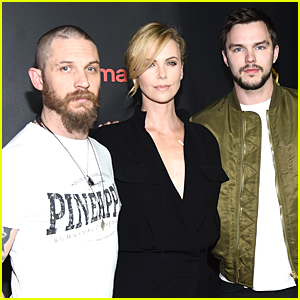 Charlize Theron & Tom Hardy Bring 'Mad Max' to Sin City!