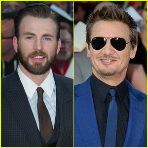Chris Evans & Jeremy Renner Release Statements After Calling Black Widow 'Slut' & 'Whore'
