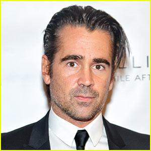 Colin Farrell Hasn't Had a Girlfriend in Four Years